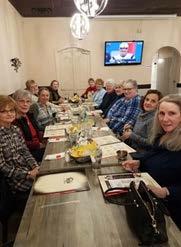 Faithful Women around Table