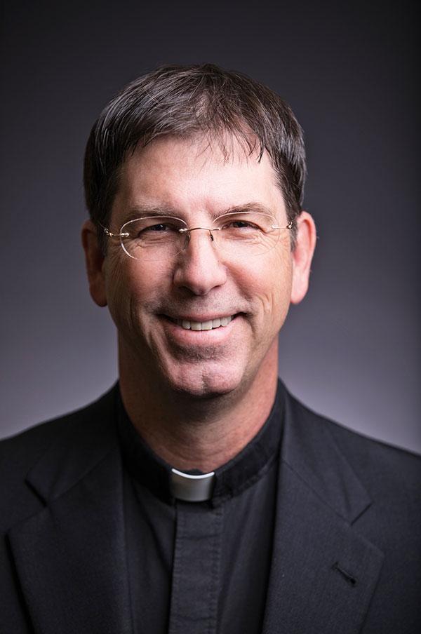 Fr Ken Vanhaverbeke