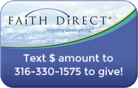 Faith Direct Text To Give