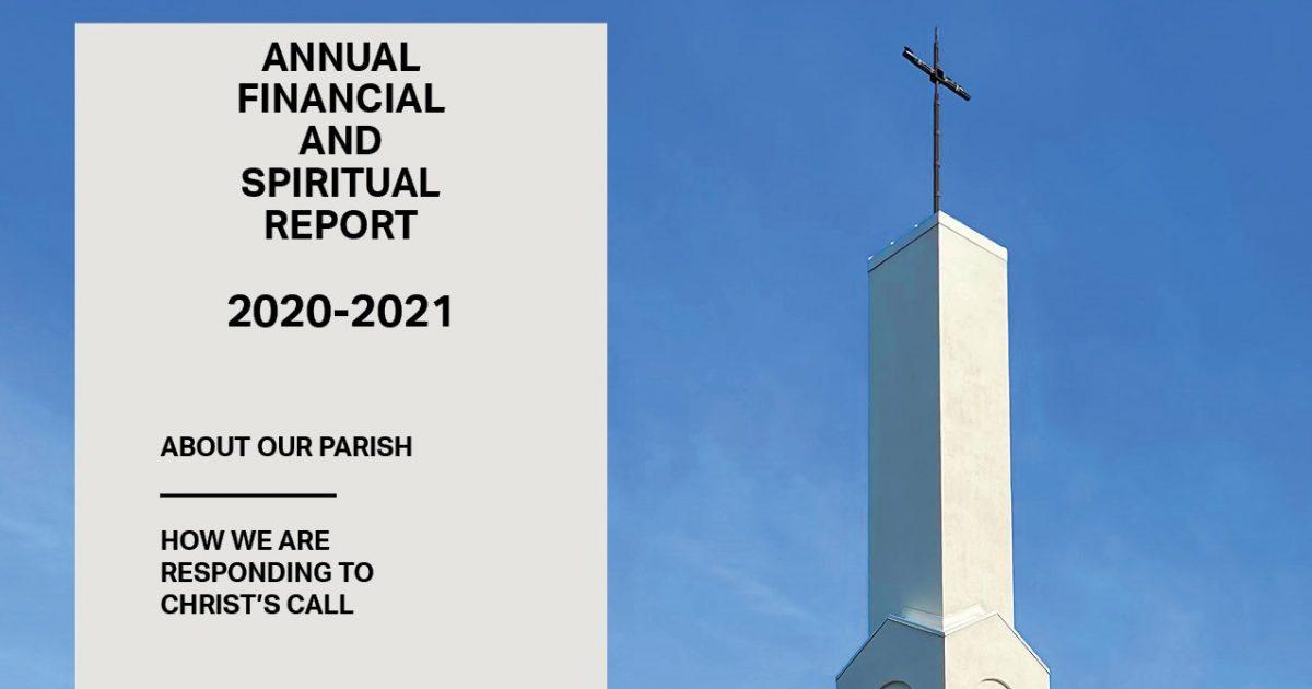 Annual Report 20-21 web cover image