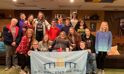 LifeTeen Youth Ministry Group Photo