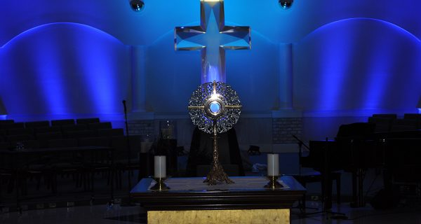 Adoration Cross