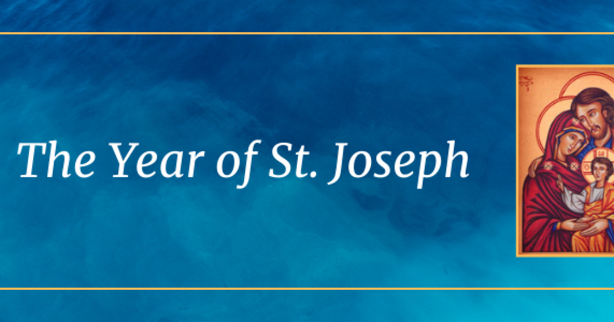 Blog Dec2020 Yearofstjoseph Header2