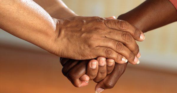 Hands People Friends Communication 45842