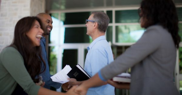 Handshake Church Greeters