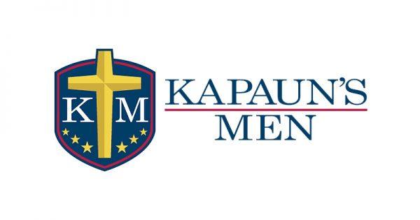 Kapaun's Men Logo